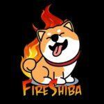 Fire shiba