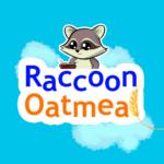 Raccoon Oatmeal